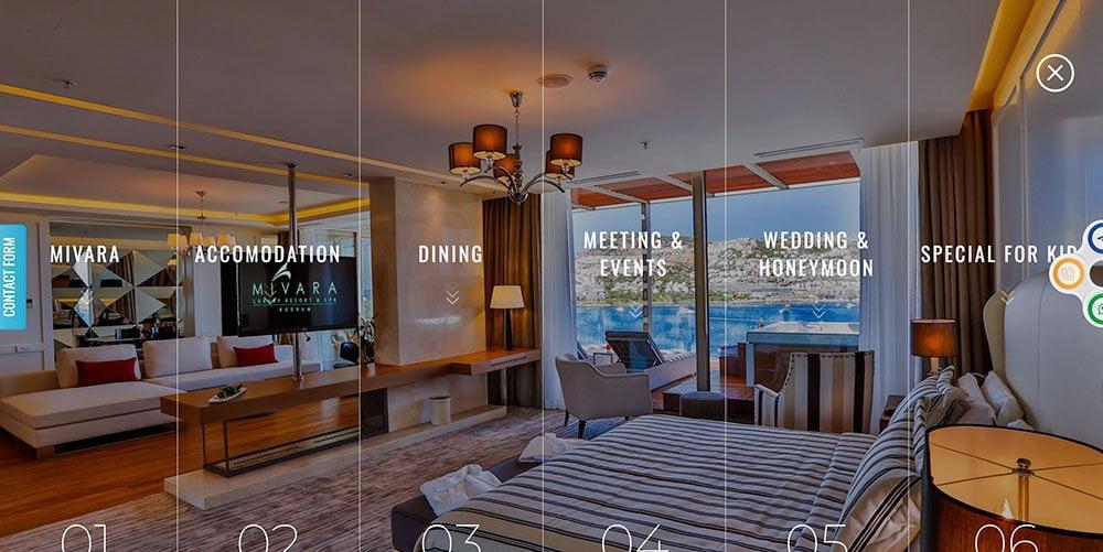 Mivara Resort Bodrum Turkey