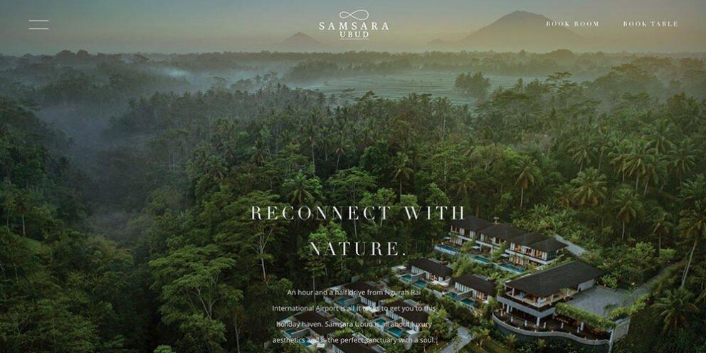 Samsara Ubud Indonesia